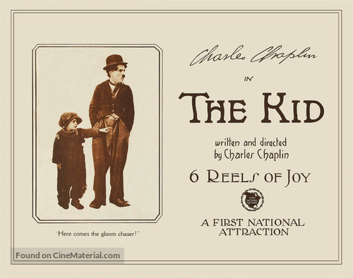 The Kid - Movie Poster