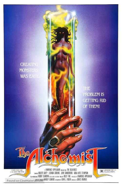 The Alchemist - Movie Poster