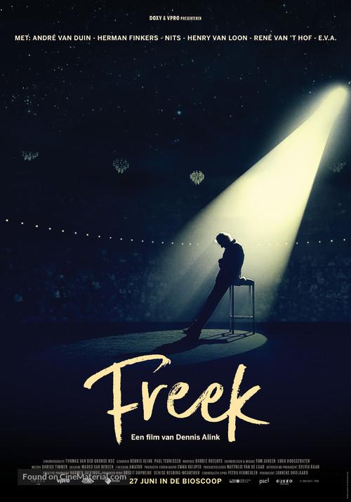 Freek - Dutch Movie Poster