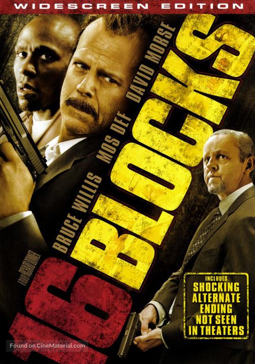 16 Blocks - Movie Cover