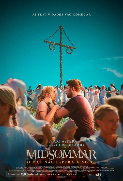 Midsommar - Brazilian Movie Poster