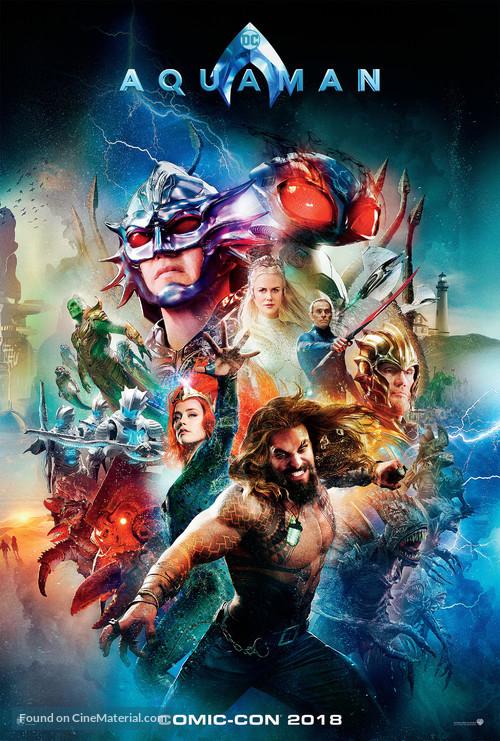 Aquaman - Movie Poster