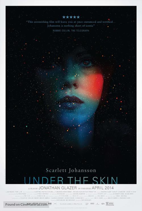Under the Skin - Movie Poster