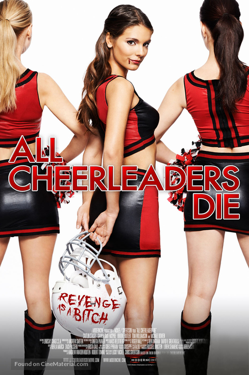 All Cheerleaders Die - Movie Poster