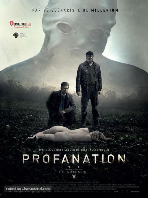 Fasandræberne - French Movie Poster