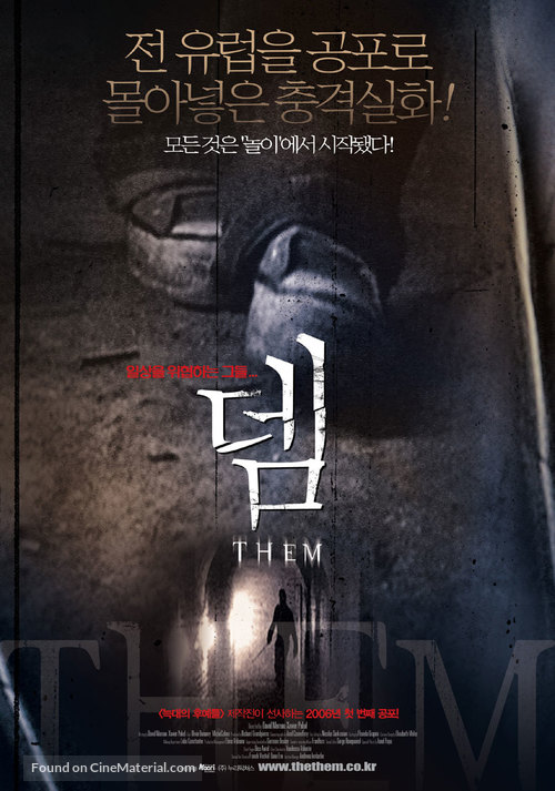 Ils - South Korean Movie Poster