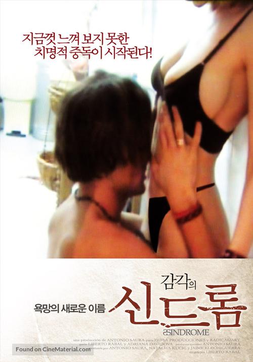 Síndrome - South Korean poster