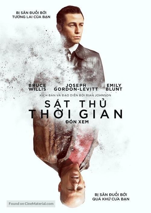Looper - Vietnamese Movie Poster