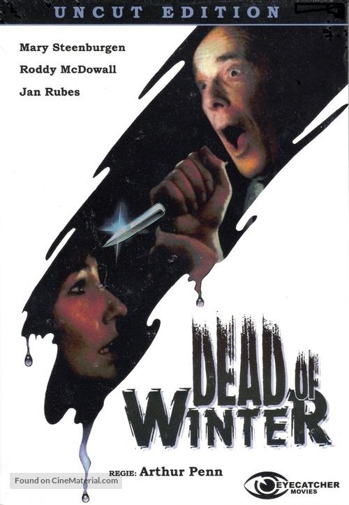 Dead of Winter - German DVD cover