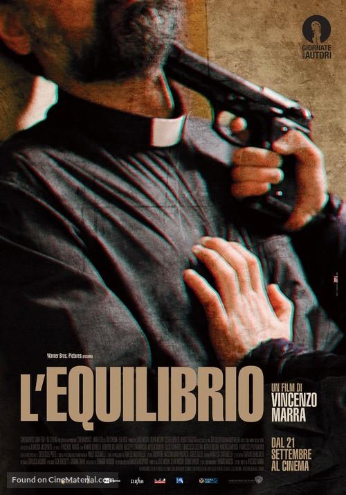 L'equilibrio - Italian Movie Poster