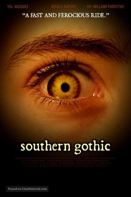 Southern Gothic - poster