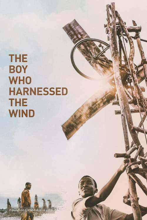 The Boy Who Harnessed the Wind - Movie Cover