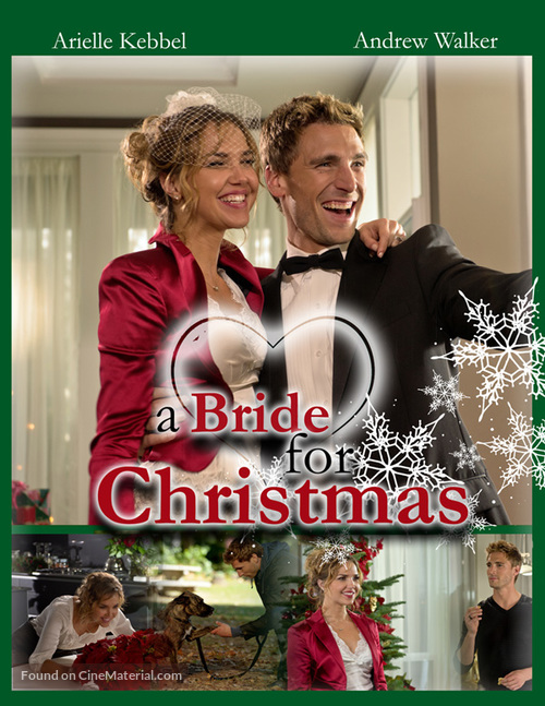 A Bride For Christmas.A Bride For Christmas 2012 Movie Poster
