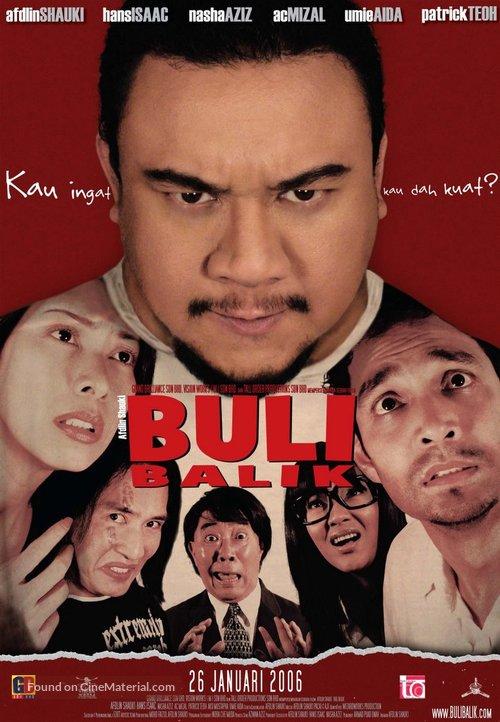 Buli balik - Malaysian poster