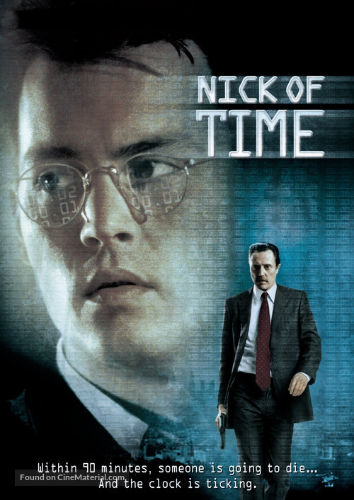 Nick of Time - DVD cover