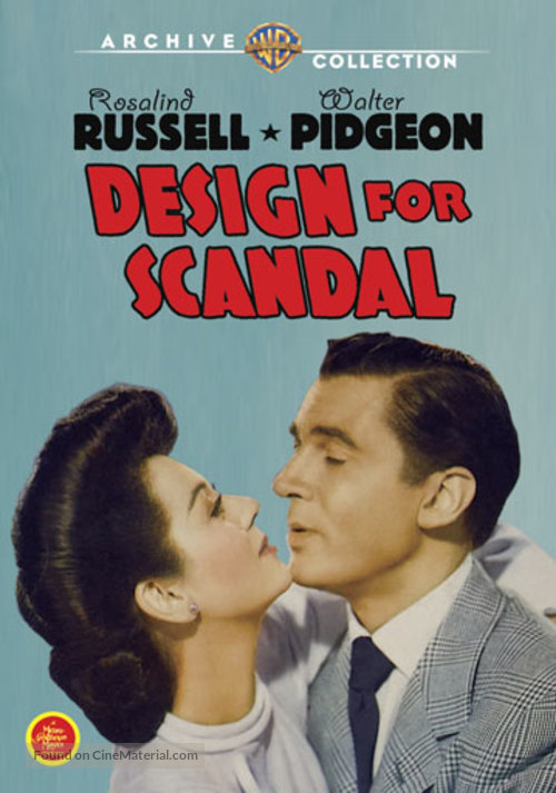 Design for Scandal - Movie Cover