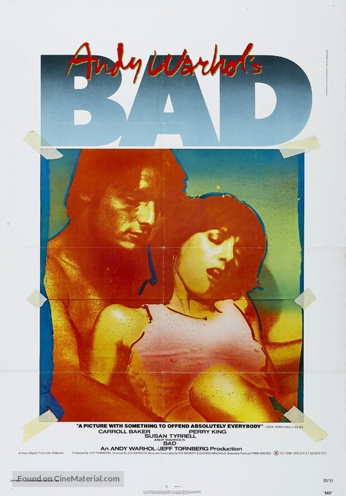 Bad - Movie Poster