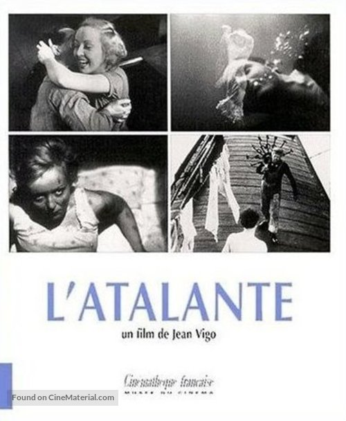 L'Atalante - French Movie Cover