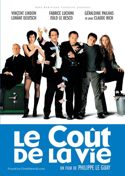 Le coût de la vie - Canadian Movie Poster