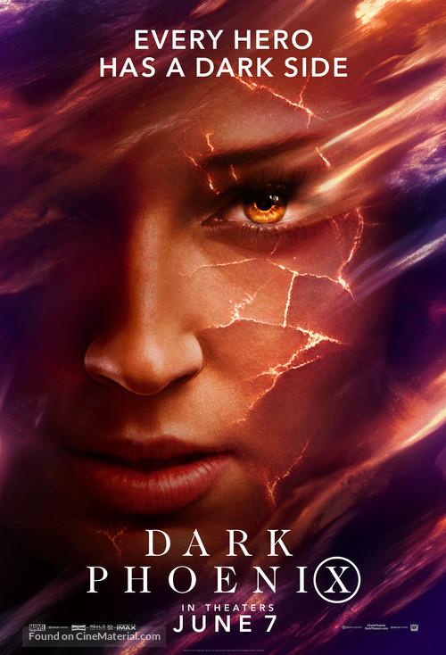 X-Men: Dark Phoenix - Movie Poster