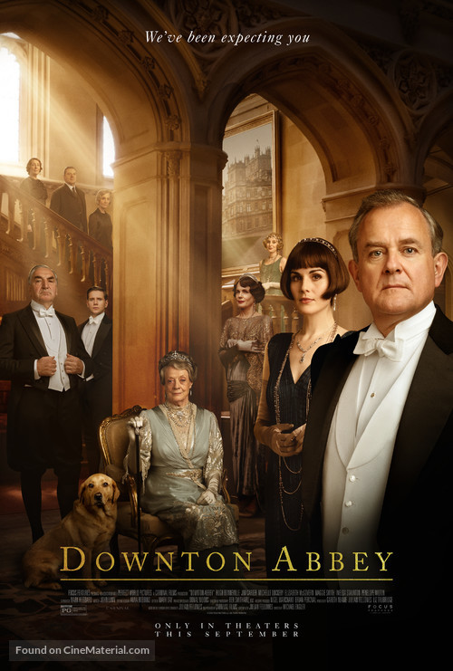 Downton Abbey - Movie Poster