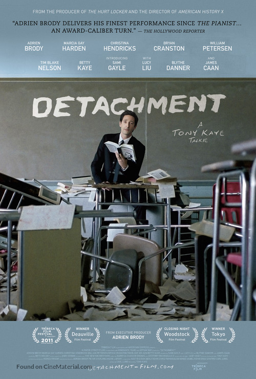 Detachment - Movie Poster