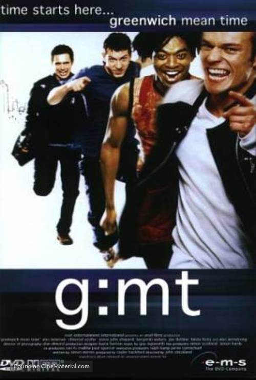 G:MT Greenwich Mean Time - Movie Cover