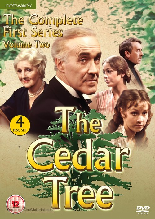 """The Cedar Tree"" - British DVD cover"