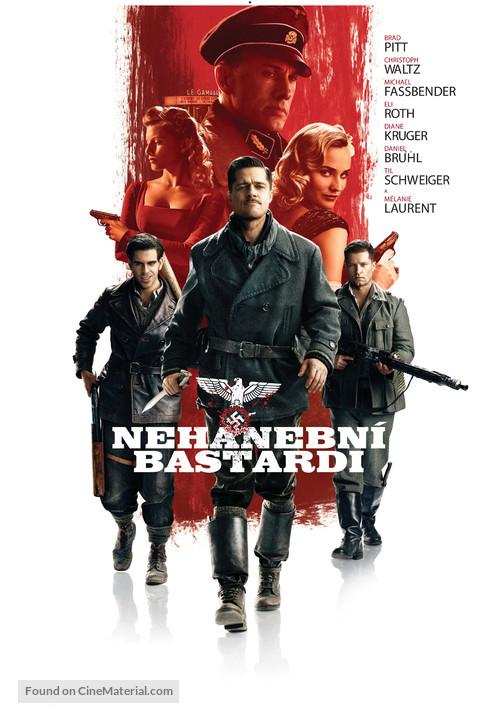Inglourious Basterds - Slovak Movie Poster