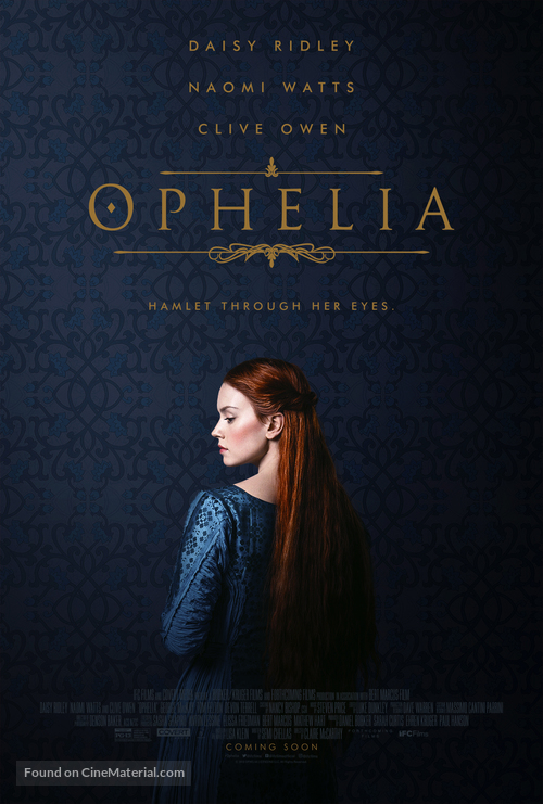 Ophelia - Movie Poster