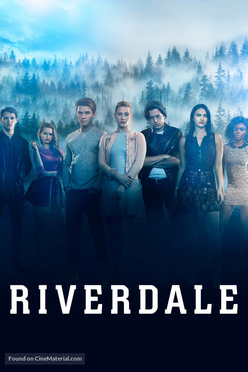 """""""Riverdale"""" - Movie Cover"""