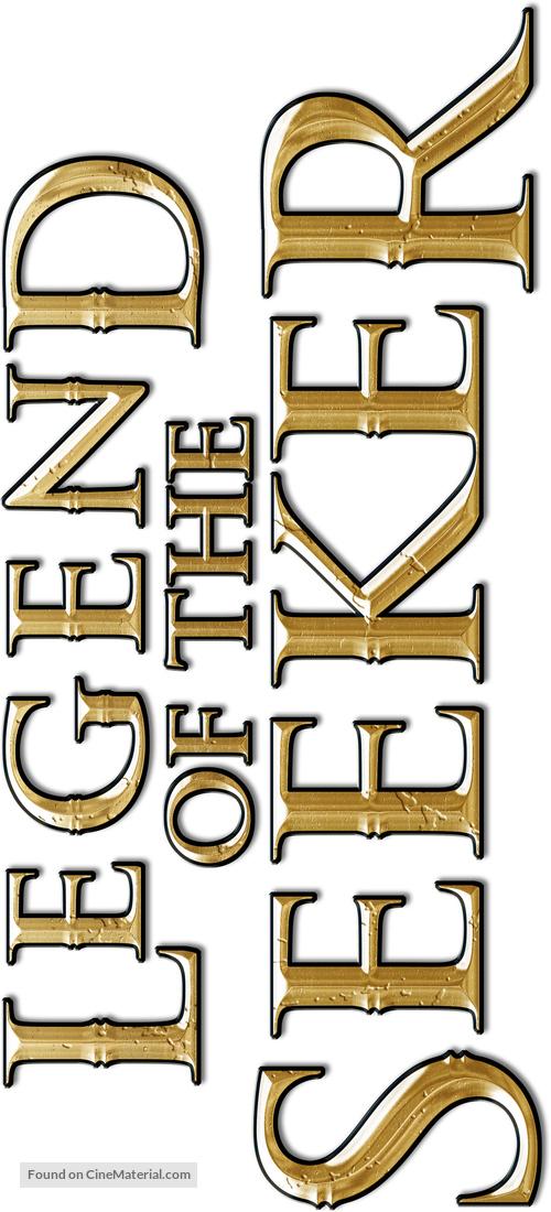 """""""Legend of the Seeker"""" - Logo"""