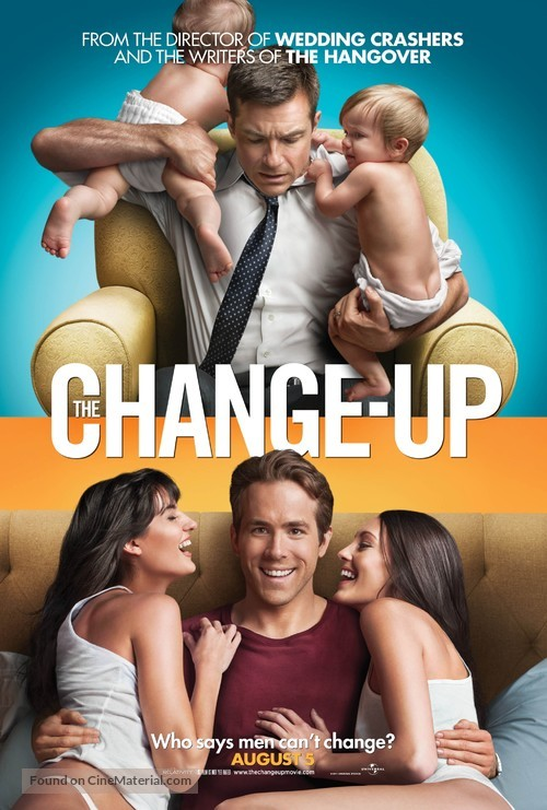 The Change-Up - Movie Poster