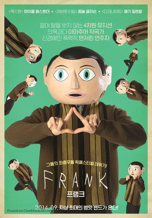 Frank - South Korean Movie Poster