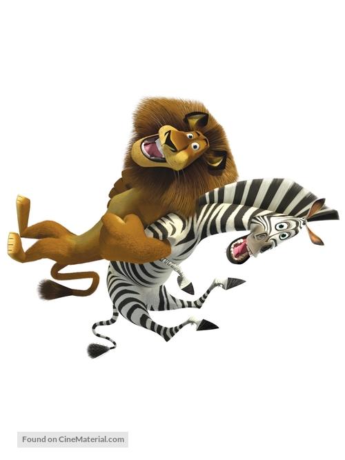 Madagascar - Key art