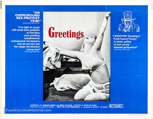 Greetings - Movie Poster