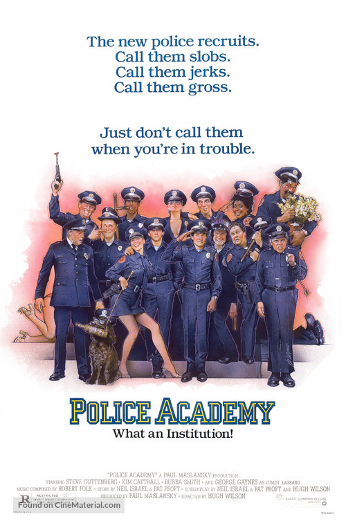 Police Academy - Movie Poster
