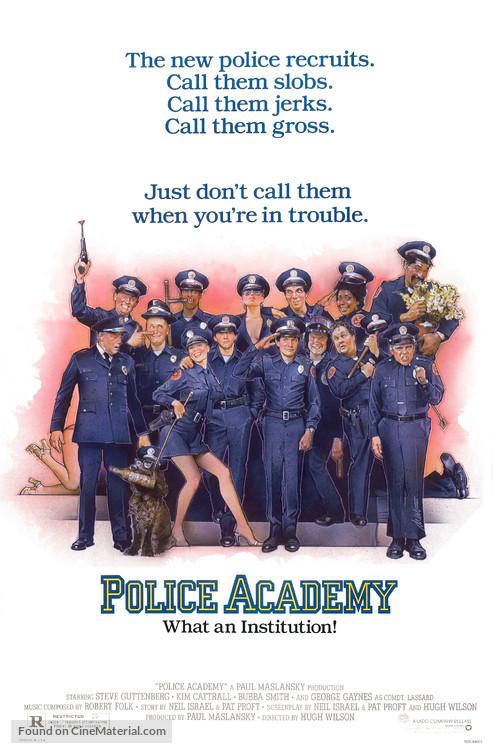 Police Academy - Movie Poster