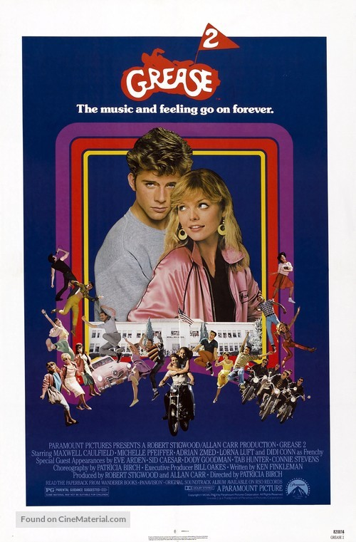 Grease 2 - Movie Poster
