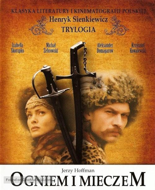 Ogniem i mieczem - Polish Movie Poster
