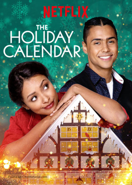 the holiday calendar movie poster