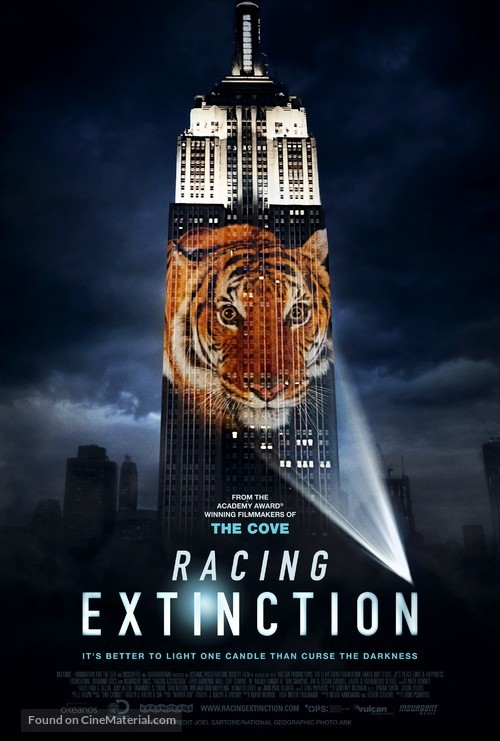 Racing Extinction - Movie Poster