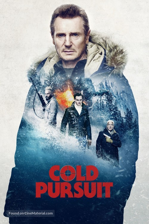 Cold Pursuit - Indian Video on demand movie cover