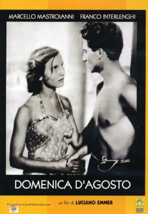 Domenica d'agosto - Italian Movie Cover