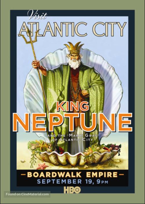 """Boardwalk Empire"" - Movie Poster"