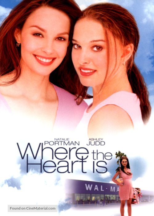 Where the Heart Is - DVD cover