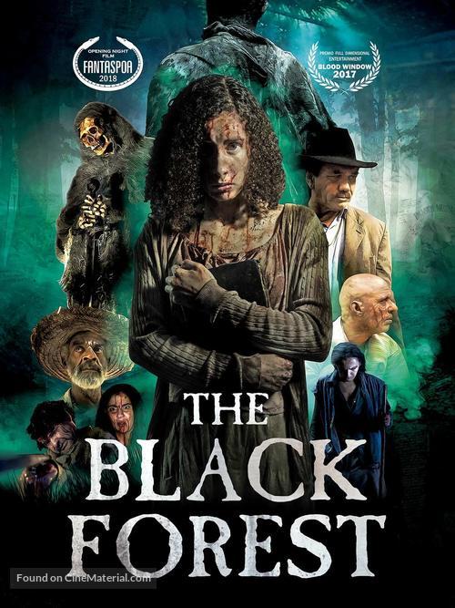 El bosque negro - Video on demand movie cover