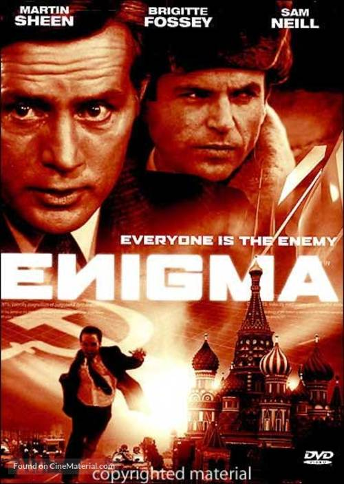 Enigma - Movie Cover