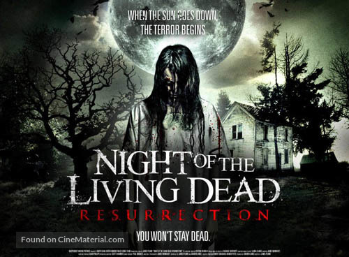 night of the living dead resurrection movie