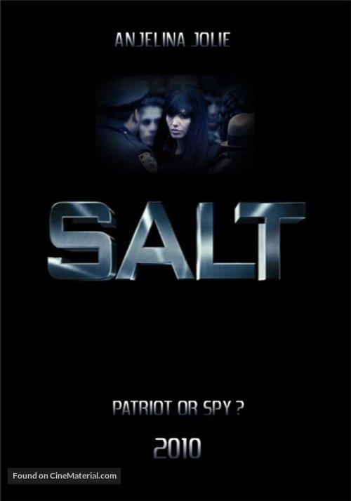 Salt - Movie Poster